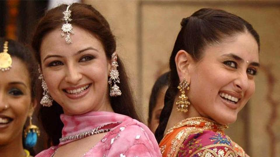 Saumya Tandon played the role of Kareena Kapoor Khan's sister in Jab We Met (2007)
