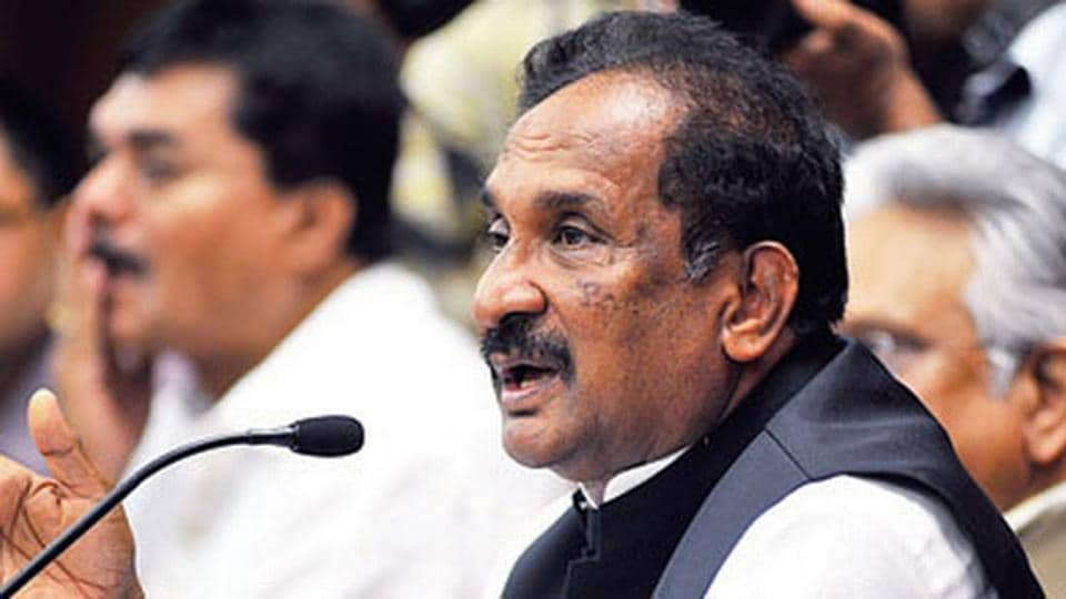 CBI has filed an FIR against Karnataka minister K J George and two senior police officers for allegedly harassing a deputy superintendent of police which led to his suicide last year.
