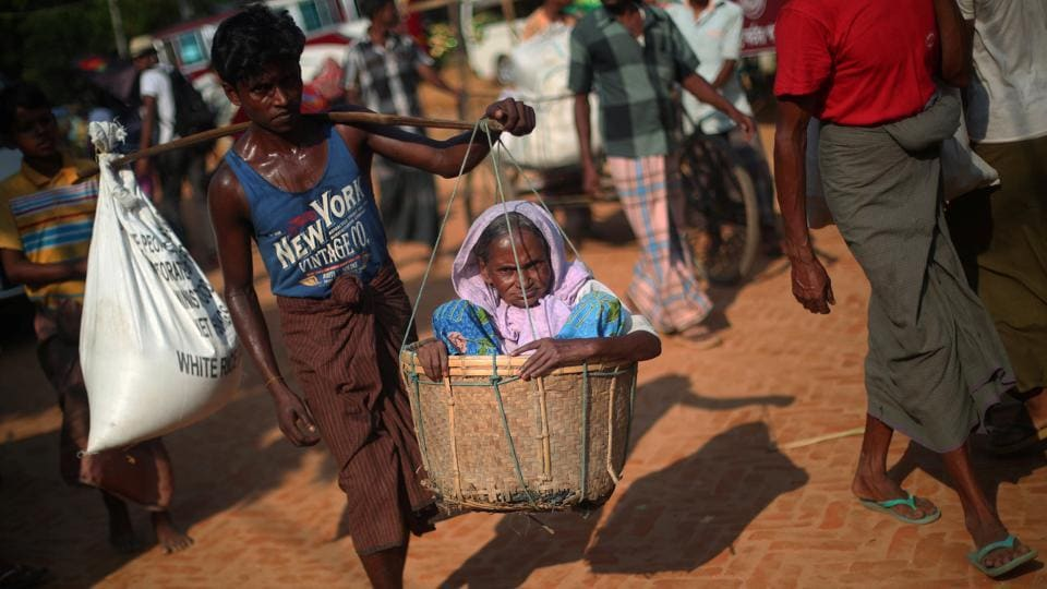 Rohingya crisis,Rohingya,S Jaishankar