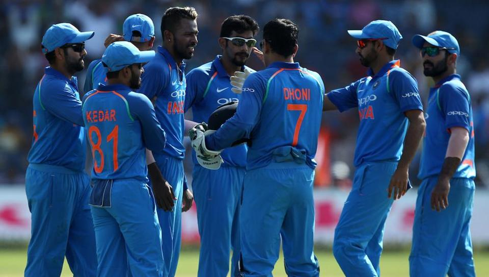 Shikhar Dhawan, who anchored India's win in the second ODIin Pune on Wednesday, said the bowlers had done half the job by restricting New Zealand to 230 for nine wickets in 50 overs.