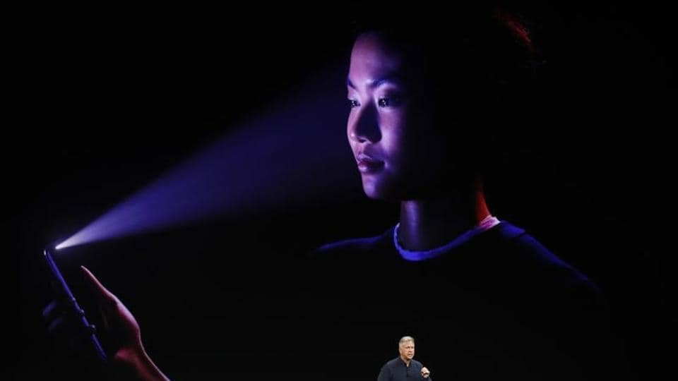 Apple Senior Vice President of Worldwide Marketing, Phil Schiller, introduces the iPhone x during a launch event in Cupertino, California, US on September 12, 2017.