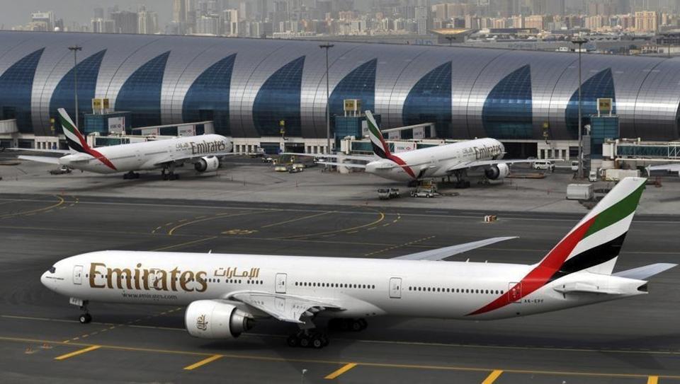 US-bound flights,flights to US,Dubai International Airport