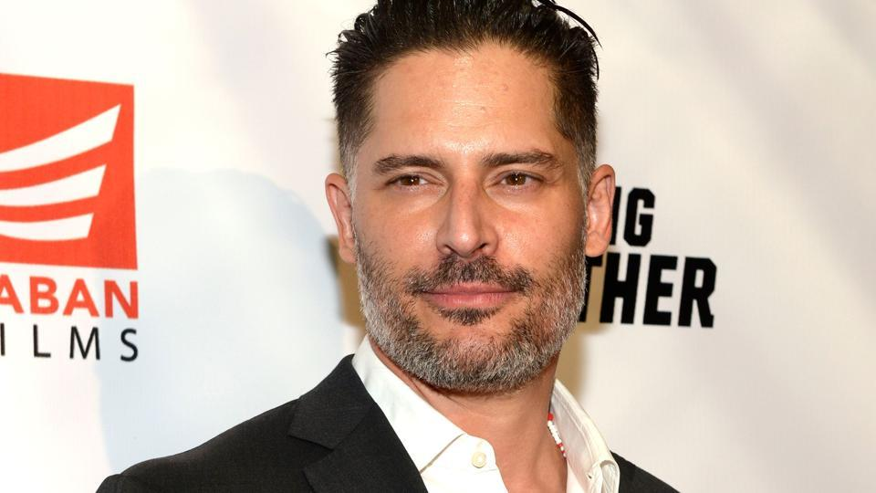 Actor Joe Manganiello attends the special screening of Killing Gunther, on October 15, 2017, in Los Angeles.
