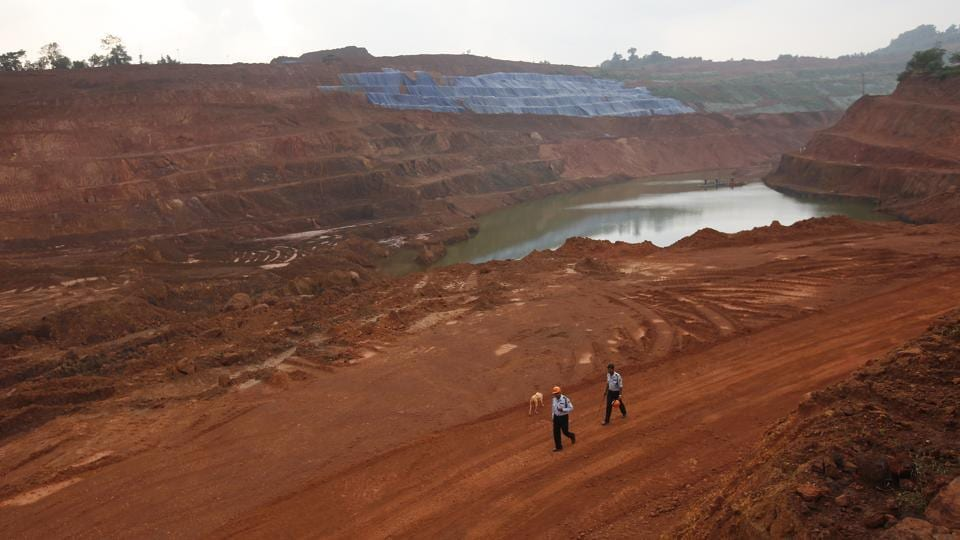 The Supreme Court had in April 2014 allowed an annual cap of 20 million tonnes of iron ore to be extracted in Goa which was banned by it in the state for nearly one-and-a-half years.