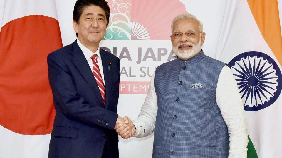 India-Japan relations,US president Donald Trump,Prime Minister Shinzo abe