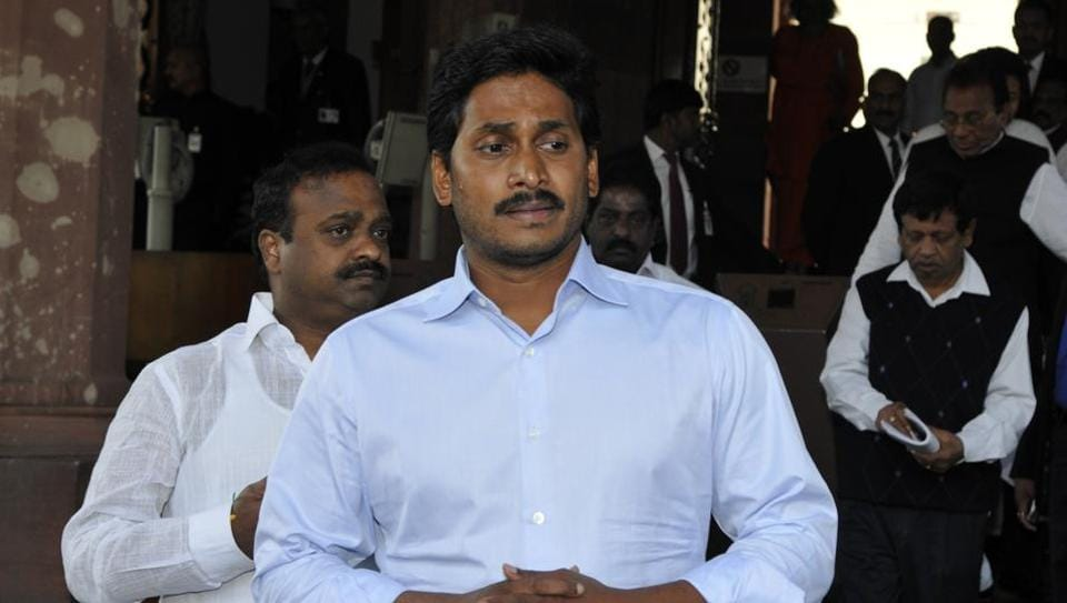 Anantapur: Preparations on for YS Jagan Moha Reddy's march