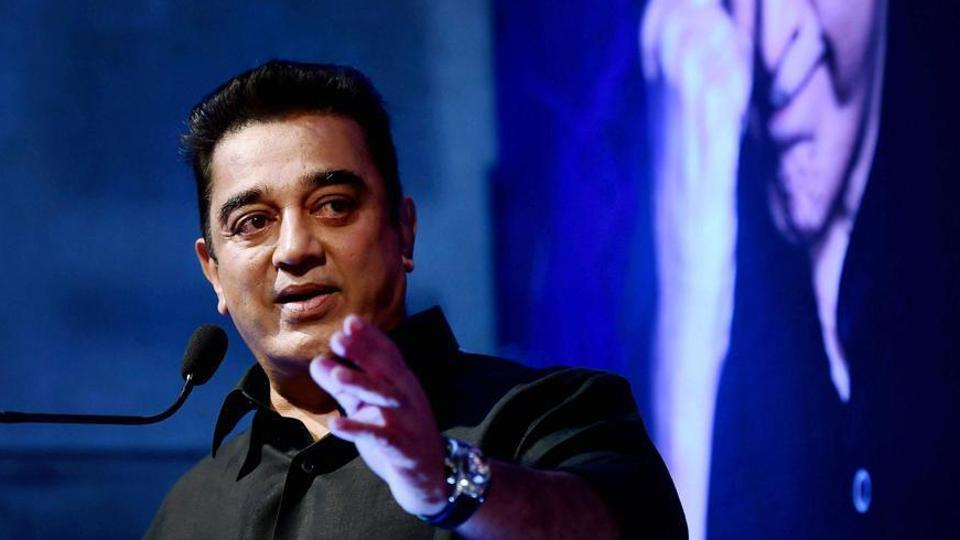 "Actor Kamal Haasan has already said ""saffron is not his colour"", ruling out possibility of him joining hands with the BJP."