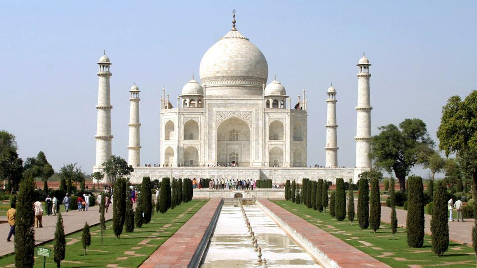 Yogi Adityanath,Taj Mahal,UP CM