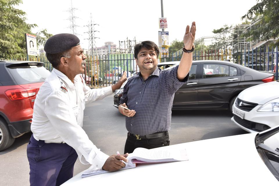 Gurgaon,Gurgaon police,Zero Tolerance Day