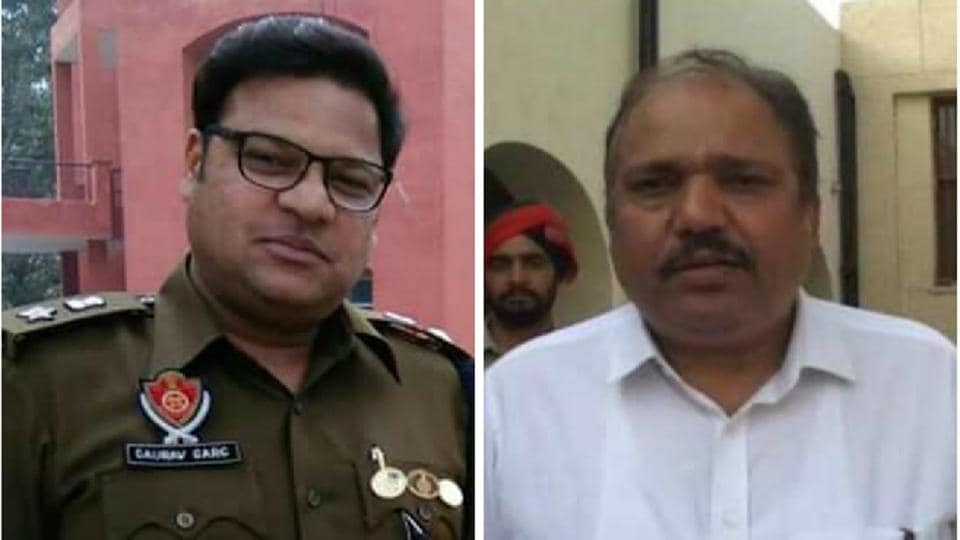 special investigation team,NDPS Act,SP indicted