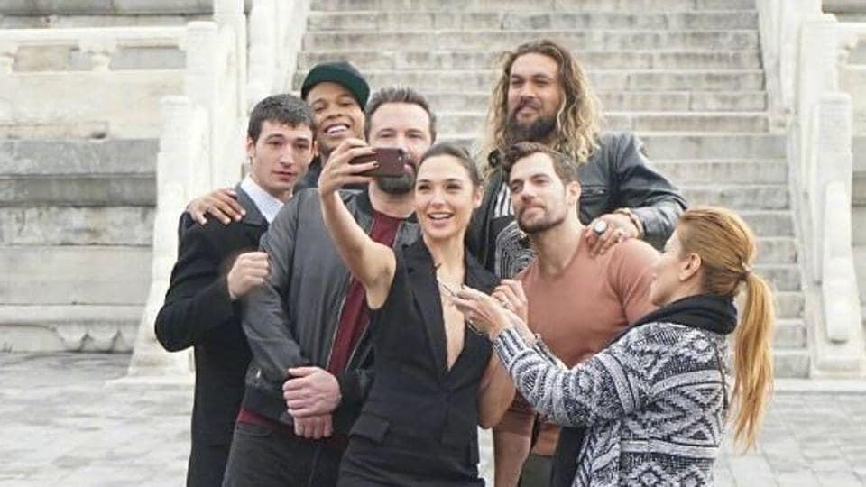 Justice League,Gal Gadot,Ben Affleck