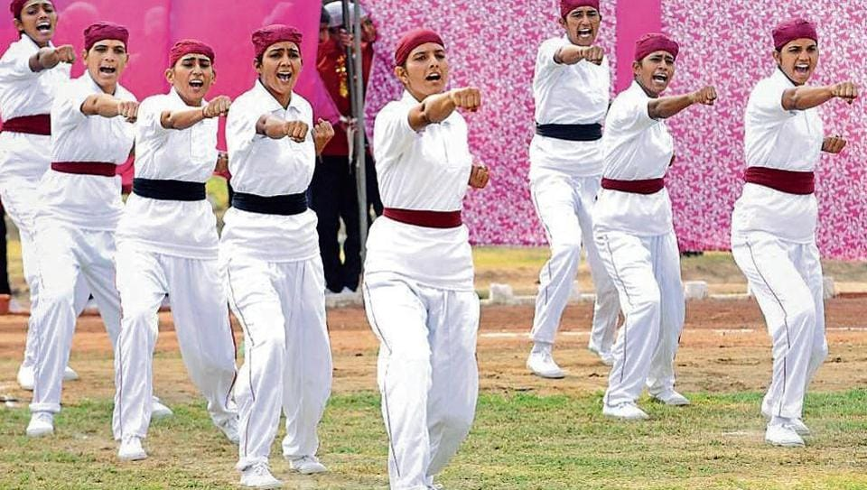 Patiala,Women police,New recruits