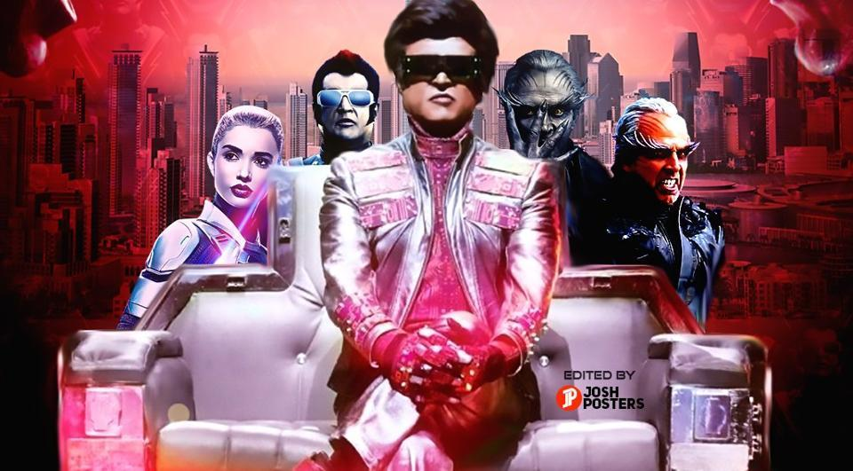 2.0 music jukebox: It's tough to pick the best song but one can easily be floored by Raajali after a few listening to it a few times.