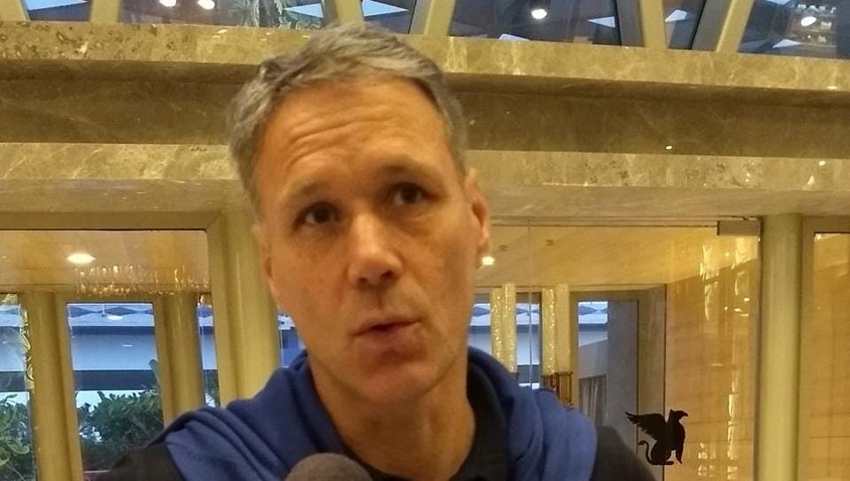FIFA U-17 World Cup,Marco van Basten,U-17 football World Cup