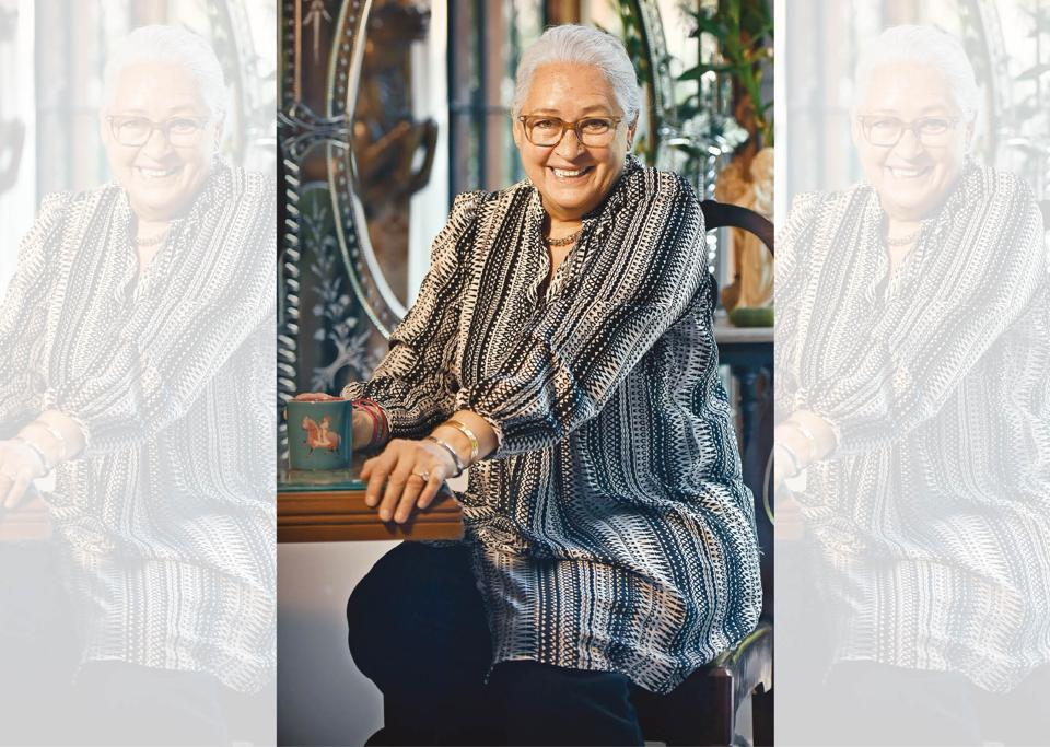 According to Nafisa Ali, she couldn't have asked for a better debut movie than