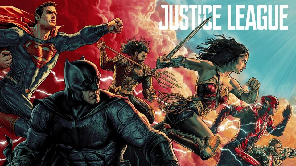 Justice League,Justice League Box Office,Batman