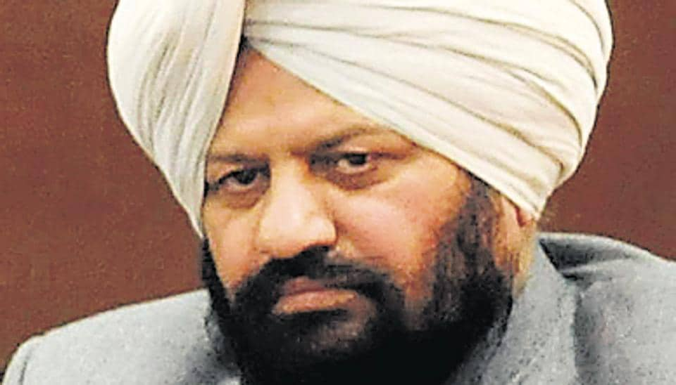 Punjab BJP unit's senior vice-president and Sikh face Harjit Grewal