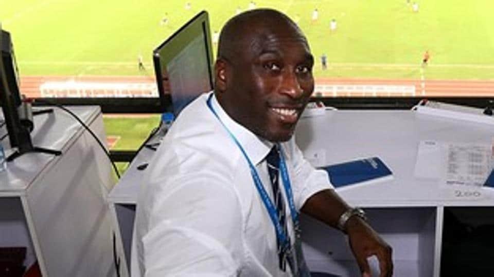 FIFA U-17 World Cup,Sol Campbell,U-17 World Cup 2017