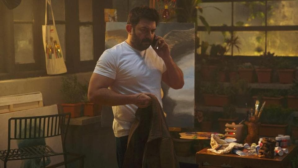 Arvind Swami will play the role of Dhruv in the upcoming film Naragasooran directed by Karthick Naren.