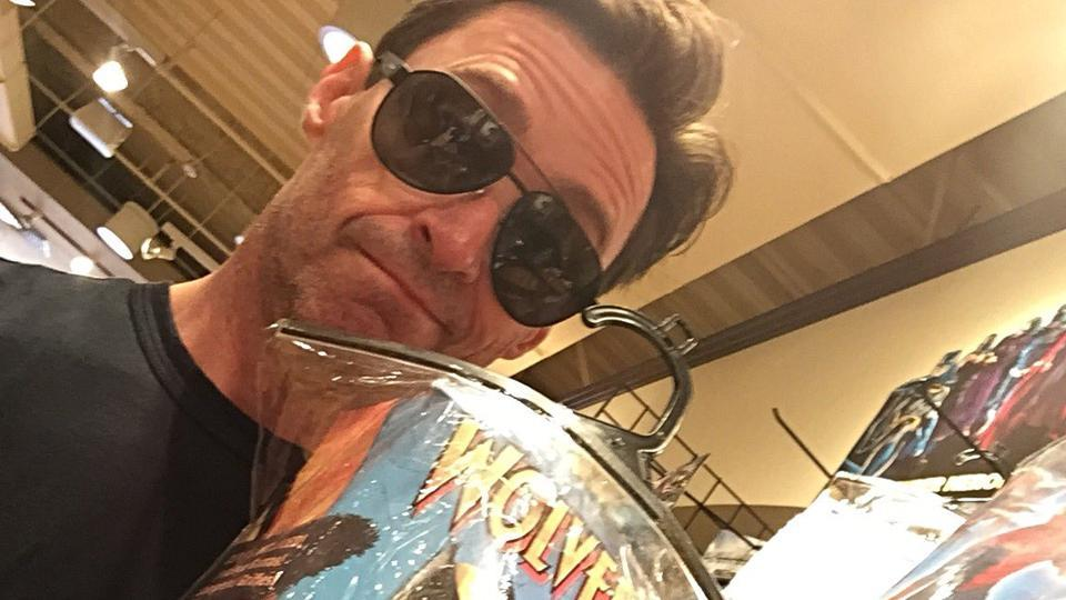 Why's Hugh Jackman teasing an image of the original ...