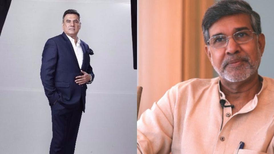 Boman Irani will be playing the role of Nobel Laureate Kailash Satyarthi in Jhalki.