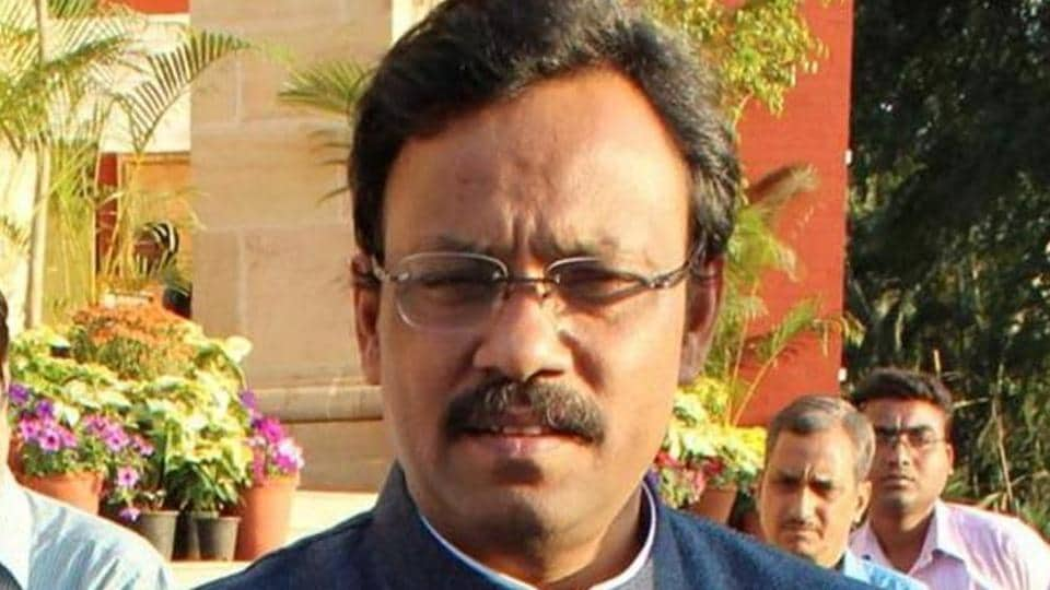 State education minister Vinod Tawde.