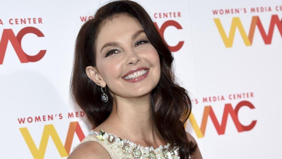 Ashley Judd,Harvey Weinstein,Weinstein