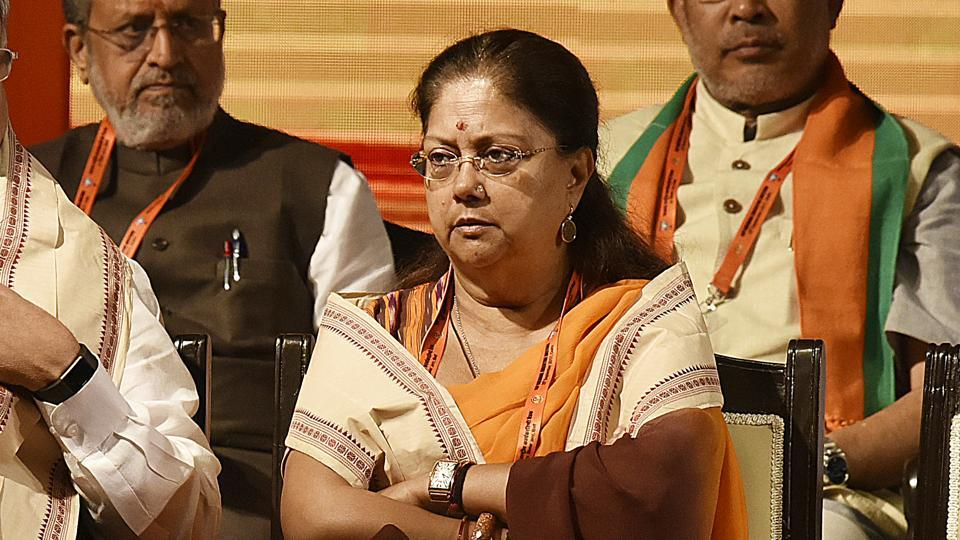 The Vasundhara Raje government in Rajasthan had promulgated the ordinance on September 7 and remains in force for six weeks.