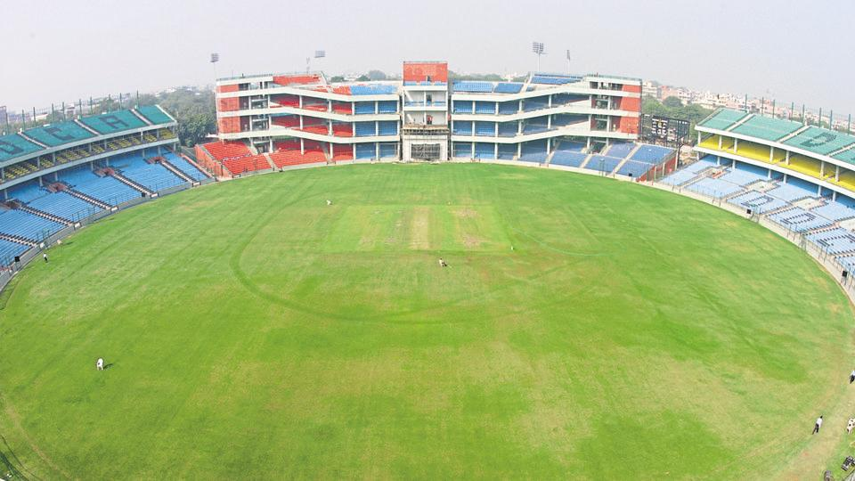 The Ferozeshah Kotla in New Delhi will host the first Twenty20 International between India and New Zealand on November 1.