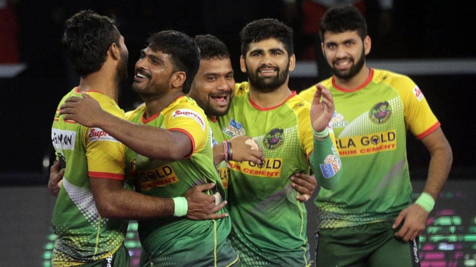 Pro Kabaddi League,Gujarat FortuneGiants,Patna Pirates