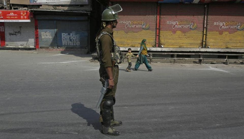 Jammu and Kashmir,Srinagar,Black Day