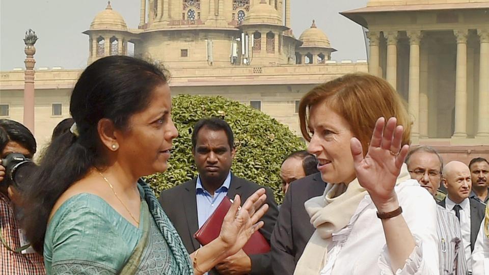 India-France,Nirmala Sitharaman,Indo-Pacific region