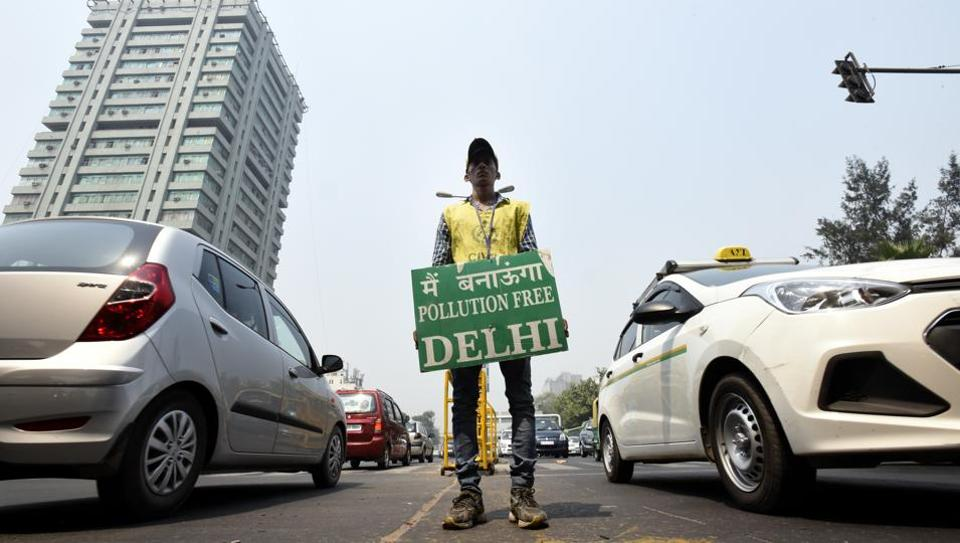 Odd-even scheme could be back on Delhi roads as air quality remains ...