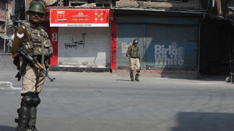 kashmir,shut down,separatists