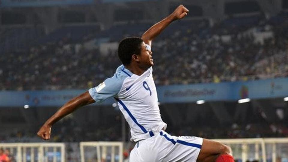 FIFA U-17 World Cup,Rhian Brewster,England U-17 football team