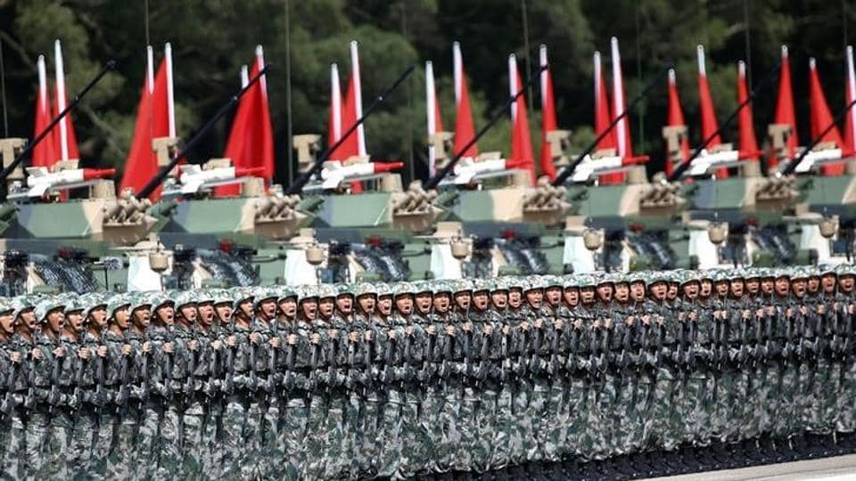 Xi Jinping,China,Chinese Army