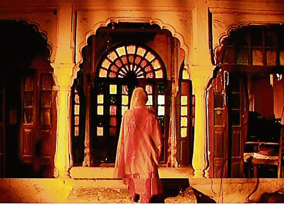 A still from the film 'Mirasins of Patiala', which was recently screened in Delhi as a heritage film.