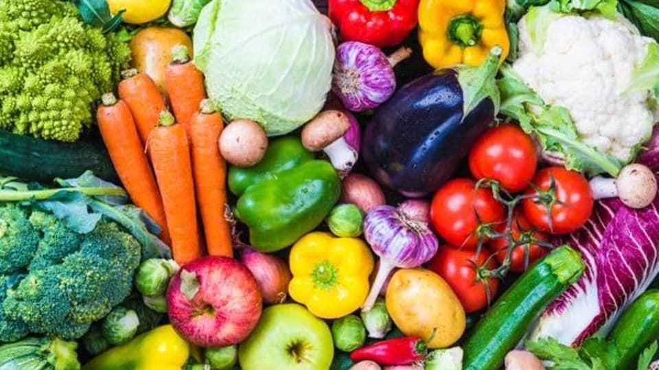 Increasing your intake of fruit and vegetables will help you tackle obesity.
