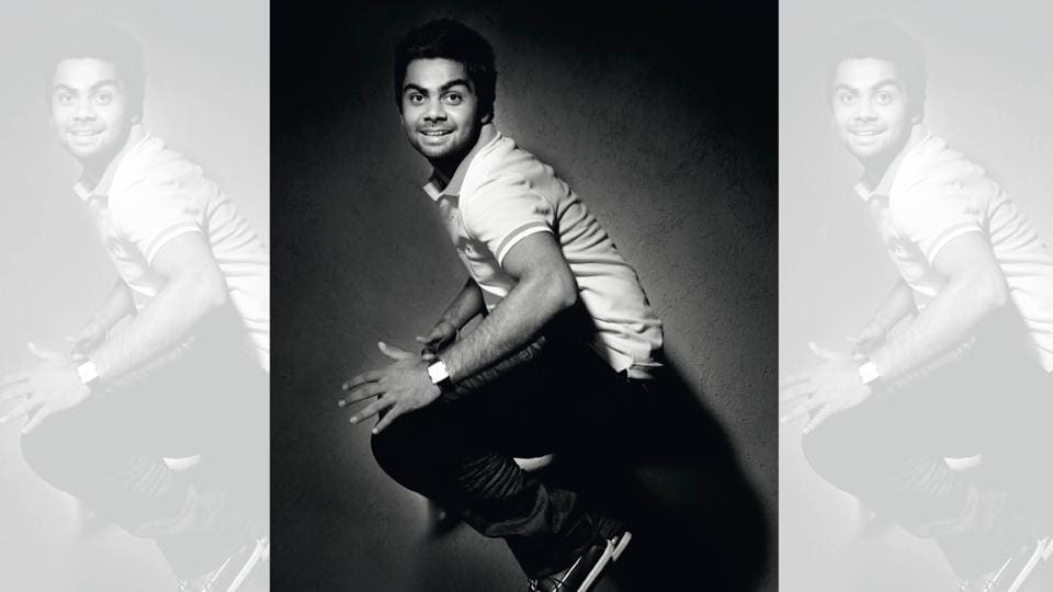 As a special throwback treat, Brunch presents photos from Virat Kohli's first shoot ever, when he was just 19!  (Styling by Pranav Hamal) (Chandan Ahuja )