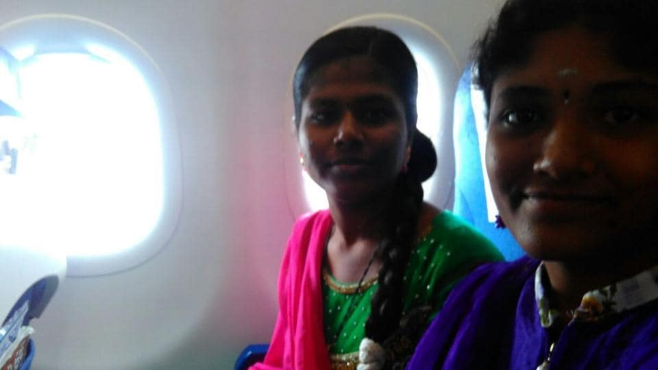 Tamil Nadu,Teacher,Plane tickets