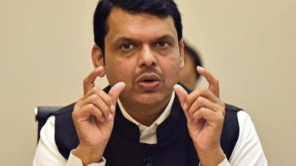 Chief Minister Devendra Fadnavis has defended the state's online verification system.