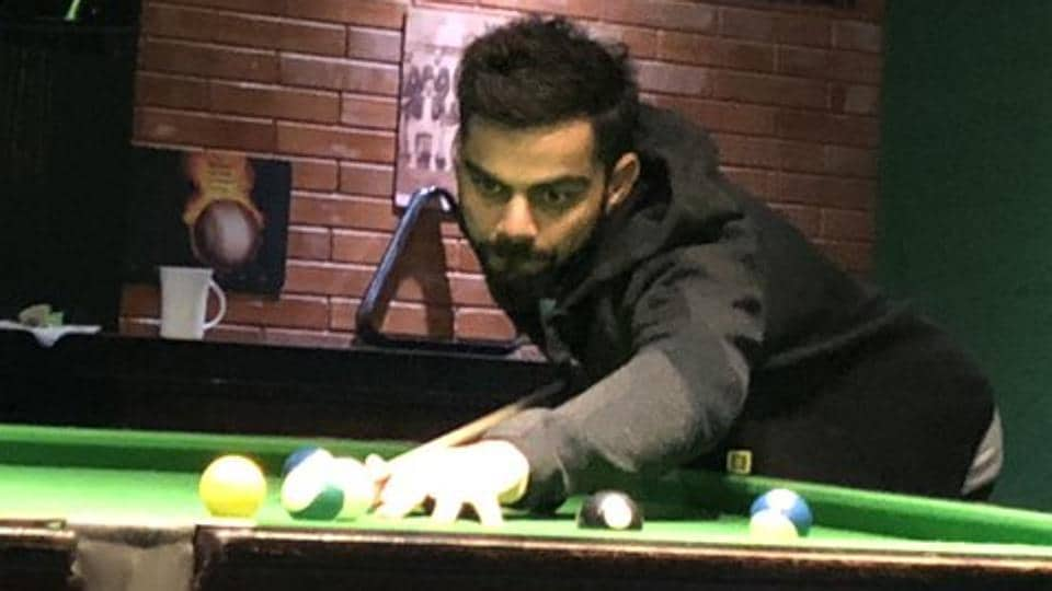 Virat Kohli-led India had a perfect day off before the final ODI against New Zealand, bonding over some off-field fun.