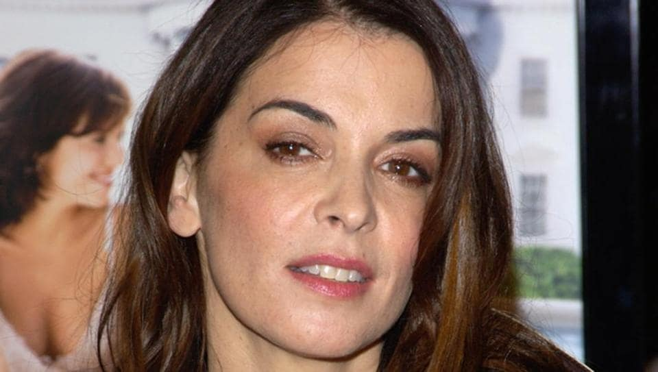 Annabella Sciorra worked with Harvey Wieinstein in The Night We Never Met.