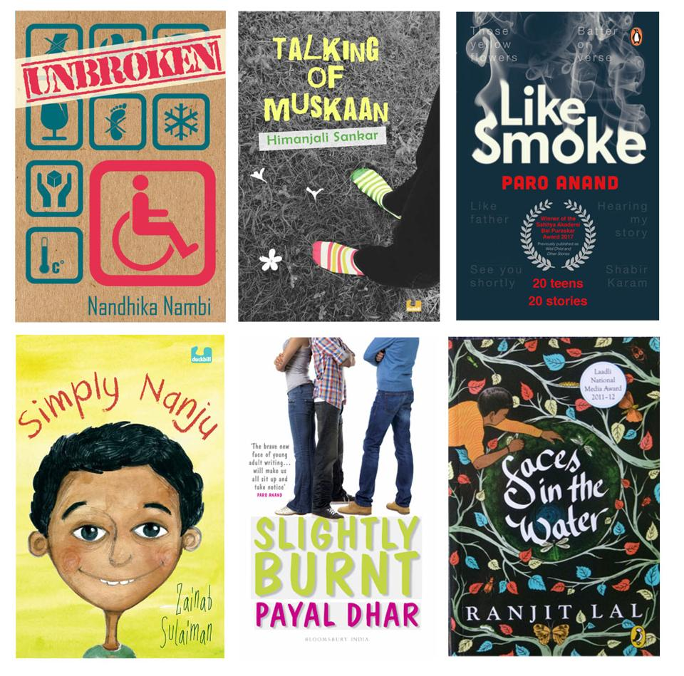 From books on disability to girls kissing girls, boys in love with boys, female infanticide and militancy in the Valley, books for kids aged 10 and over are getting grittier and more grounded in today.
