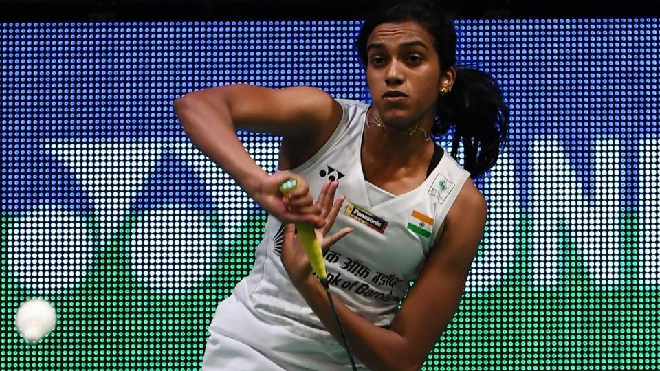 PVSindhu bowed out of the French Open Superseries with a semi-final loss to Japanese badminton player Akane Yamaguchi.