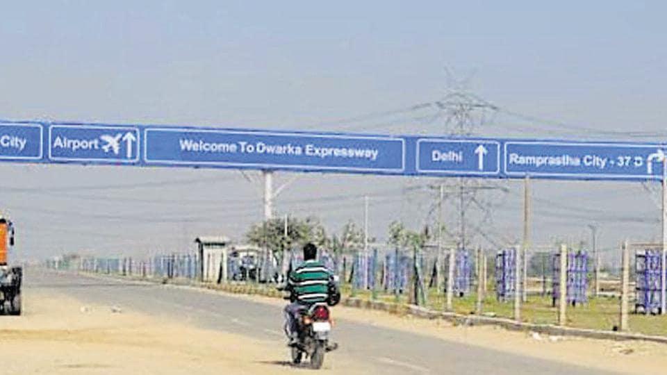 GMDA,CEO GMDA,Dwarka Expressway