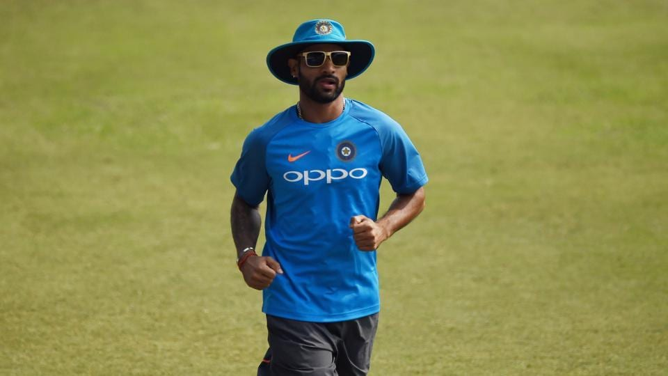 Shikhar Dhawan, who scored 68 in the second ODI, will look to continue his good form.  (AFP)