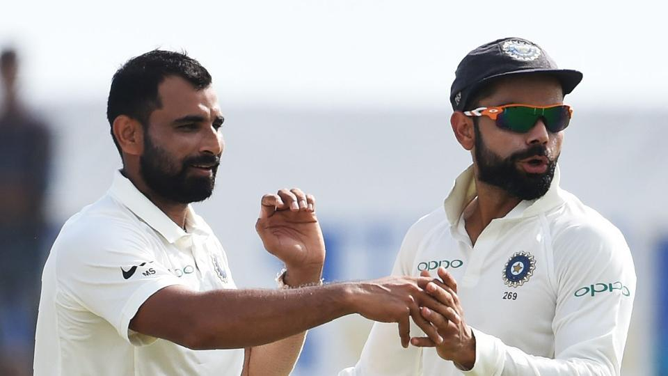 Mohammed Shami has hailed Virat Kohli's rotation policy as it gives pacers rest across all formats.