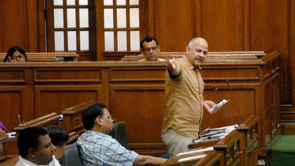 """Aam Aadmi Party (AAP)legislators Saurabh Bhardwaj and Madan Lal, who are heading the Petition and Privileges committees of the Delhi Assembly, on Saturday, urged the judiciary not to """"interfere"""" in the proceedings of House panels"""