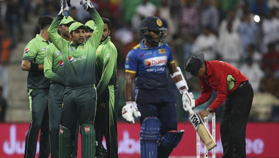 Pakistan beat Sri Lanka by 2 wickets in the 2nd T20I to clinch the 3-game series 2-0 in Abu Dhabi on Friday. Get full cricket score of Pakistan vs Sri Lanka 2nd T20 here.